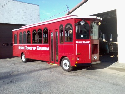 28 Passenger Trolleys