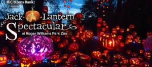 Jack O' Lantern Spectacular & Roger Williams Park Zoo