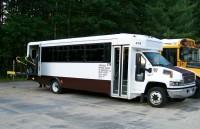 28 Passenger wheelchair accessible Mini Bus