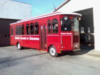 28 Passenger Trolleys