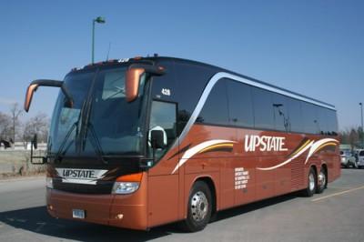 55 Passenger Setra Motor Coach